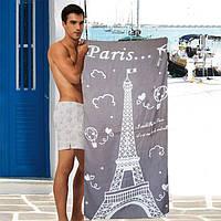 Дизайнерское пляжное полотенце Sport Line - №5825