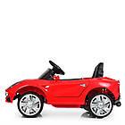 Детский электромобиль Ferrari M 3176 EBLR-3 красный, фото 7