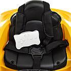 Детский электромобиль Ferrari M 3176 EBLR-6 желтый, фото 7