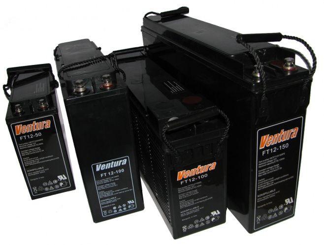 Акумуляторна батарея Ventura FT12-100