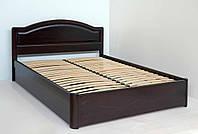 """Кровать двуспальная с матрасом. Кровать деревянная с подъёмным механизмом """"Анжела"""" kr.ag7.1"""