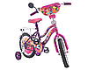 Детский велосипед Mustang Winx 12 дюймов фиолетовый