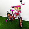 Детский велосипед Mustang Winx 16 дюймов розовый