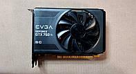 Как новая мощная видеокарта EVGA GeForce GTX 750 Ti Superclocked GDDR5 2GB DVI HDMI DP!