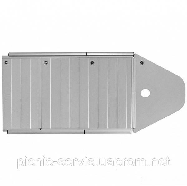 Пайол алюминиевый со стрингерами КМ-400DSL (настил, стрингера, сумка)