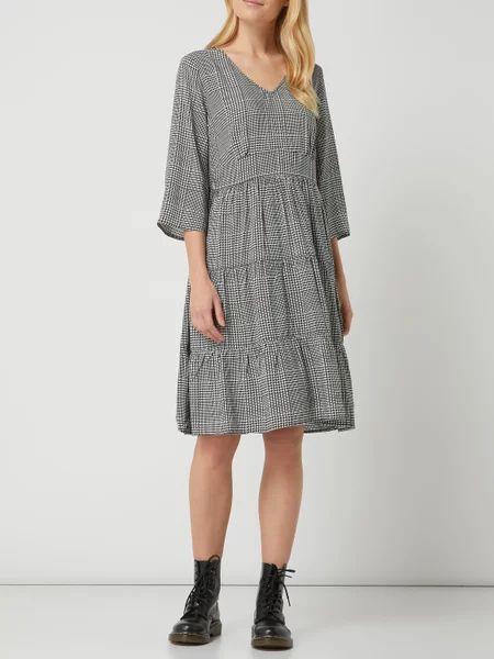 Платье s.Oliver 21.912.82.4287 серый