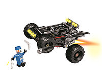 """Дитячий конструктор JVToy 13007 """"ПУСТЕЛЬНІ ПРИГОДИ БЕТ ХІРО"""" серiя ГЕРОЇ ВАТ неодмінно сподобається всім маленьким любителям захопливих пригод!"""