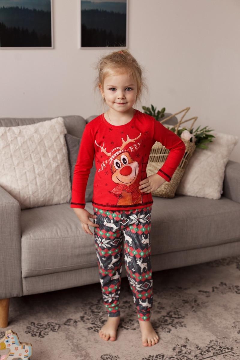 Пижама  для девочек на 2-7 лет  Nicoletta 85272