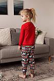 Пижама  для девочек на 2-7 лет  Nicoletta 85272, фото 5
