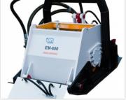 Робочий Орган фрезерний ЕМ-600.01.00.000 гідравлічний (шир 600 мм, ГХУ)