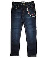 Утеплённые джинсы для девочек, размер 134,140,146,152,158,164, арт. CSQ-88820
