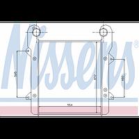Интеркуллер DAF CF75 DAF CF85 (оригинал)