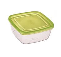 """Econom Box Контейнер пищевой квадратный №2 0,9 л """"AL-Plastik"""""""