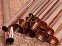 Труба медная 108х2,5 мм М1 твердая