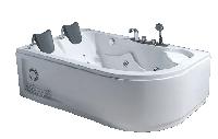 Ванна акриловая Iris с гидромассажем TA-205L