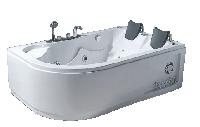 Ванна акриловая Iris с гидромассажем TA-205R
