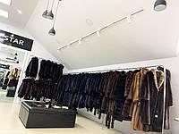 Демисезонная куртка женская 40 42 44 (дефект) с воротником норка