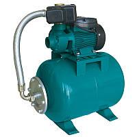 Насосная станция водоснабжения 0.37кВт Hmax 40м Qmax 40л/мин (вихревой насос) 24л LEO 3.0 (776132)