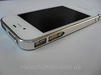 Бампер для IPhone 4S (Арт. 4с)