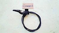 Ручка и трос открывания капот Опель Комбо / Opel Combo 2005