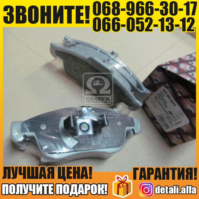 Комплект тормозных колодок (пр-во ASHIKA) (арт. 50-00-031)