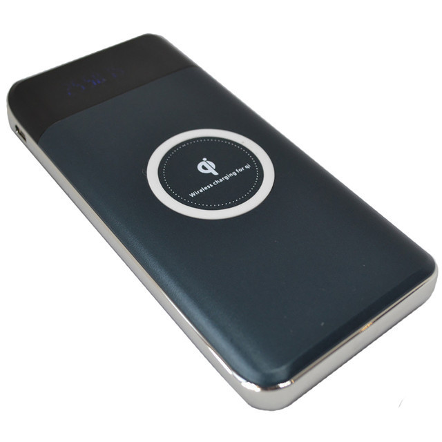 Беспроводное зарядное устройство Q10 10000mAh