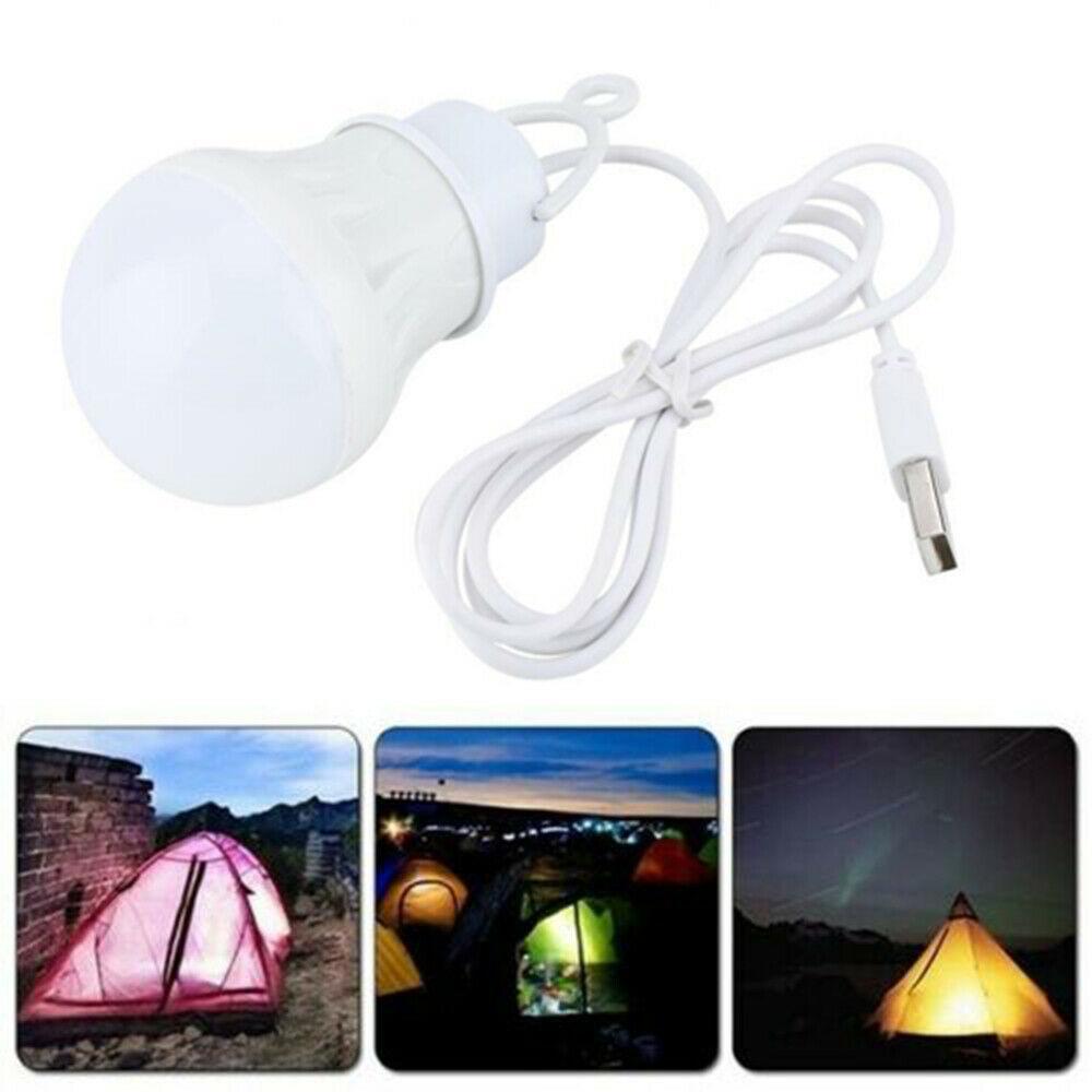 USB-лампочка LED Energy Saving Lamp 5V 15w