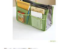 Органайзер для женской сумочки Maxi Салатовый