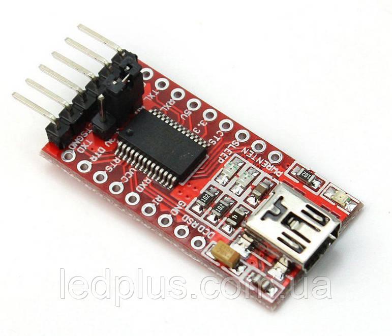 Преобразователь USB -> UART-TTL FT232RL