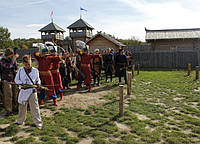 Международный фестиваль по стрельбе из традиционного лука 5-6.10.2013