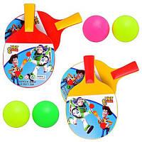 Ракетка детская для настольного тенниса (Арт. M 1092)