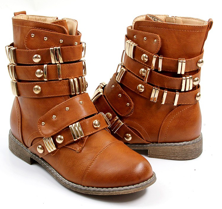 Женские ботинки MABEL