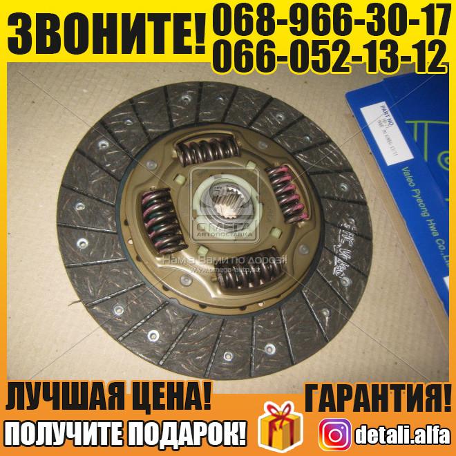 Диск сцепления ХЮНДАЙ СОНАТА IV 98-01 2.4 16V , 2.5 V6 24V (пр-во VALEO PHC) (арт. HD-71)