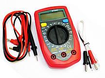 Мультиметр тестер вольтметр амперметр DT UT33C