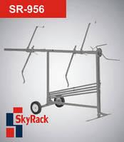 SR-956 Мобильный стенд для окраски съемных деталей