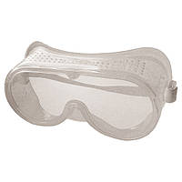 Очки защитные закрытые (прозрачные) GRAD (9411805)