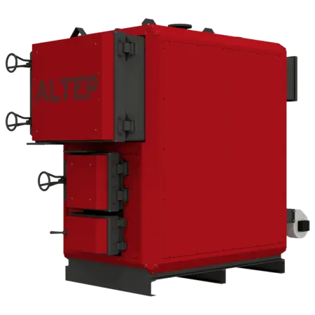 Жаротрубные отопительные котлы Altep Max 800 кВт
