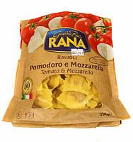 Свежая паста Равиоли с томатами и моцареллой Rana 250г