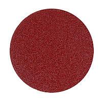 Шлифовальный круг без отверстий на липучке 10шт Ø125мм зерно 40 Sigma (9121041)