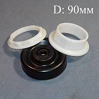 Сальник (диаметр 90 мм) для стиралки полуавтомат Сатурн, Digital, Nord и ...