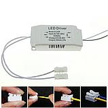 Ремкомплект 36w (2 цвета)LED для армстронг, линейки для замены люминесцентных ламп Т8 в растровых светильниках, фото 8