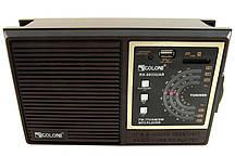 Портативный радио приемник Golon RX-9933UAR