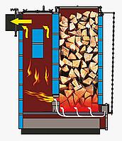Шахтный котел холмова Zubr Termo 15 кВт, фото 6
