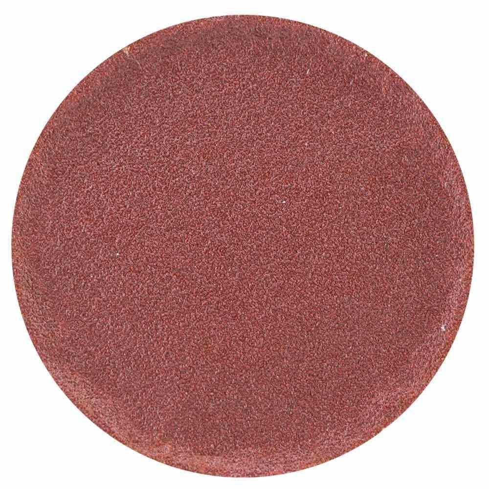Шлифовальный круг без отверстий Ø50мм P180 (10шт) SIGMA (9120491)