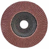 Круг лепестковый торцевой Т29 (конический) Ø125мм P80 SIGMA (9172641), фото 1