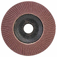 Круг лепестковый торцевой Т29 (конический) Ø125мм P100 SIGMA (9172651), фото 1