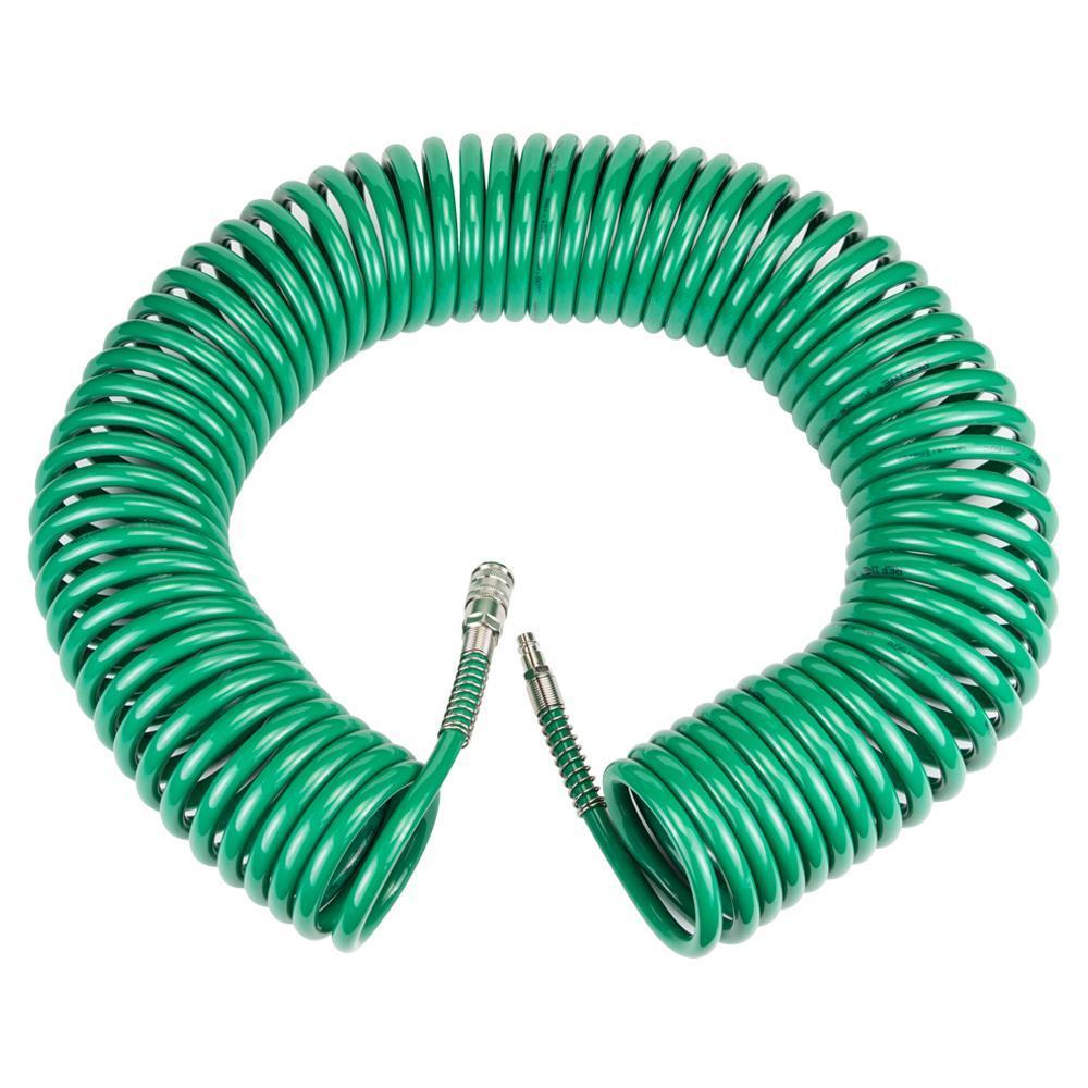 Шланг спіральний поліуретановий (PU) 20м 8×12мм Refine (7012291)