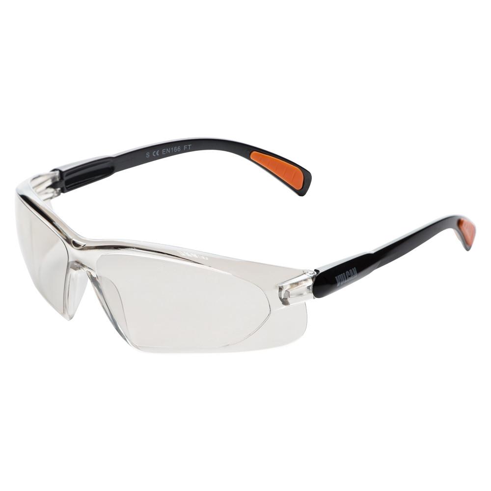Очки защитные Vulcan (прозрачные) SIGMA (9410451)