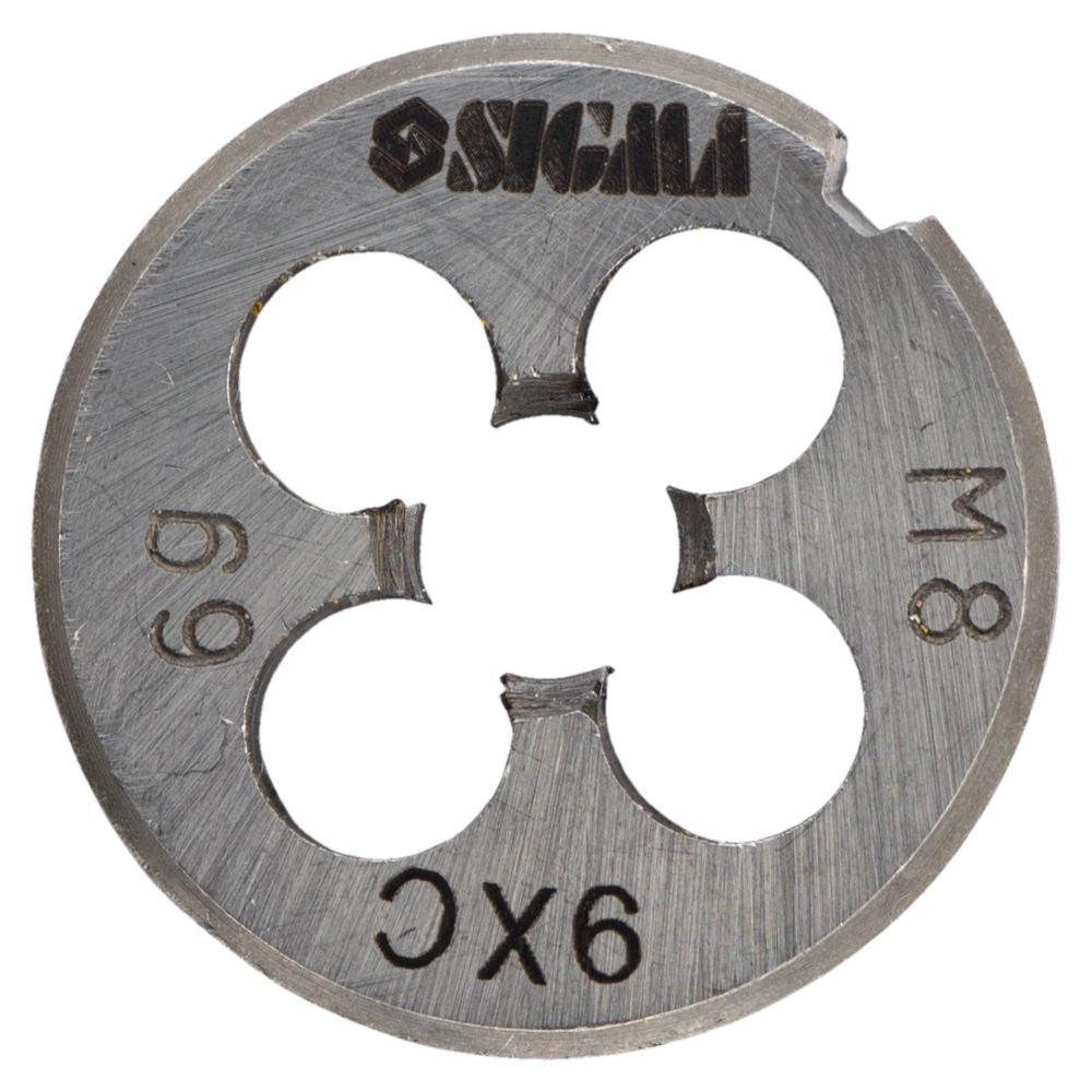 Плашка М8×1,25мм SIGMA (1604211)
