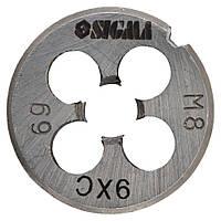 Плашка М8×1,25мм SIGMA (1604211), фото 1